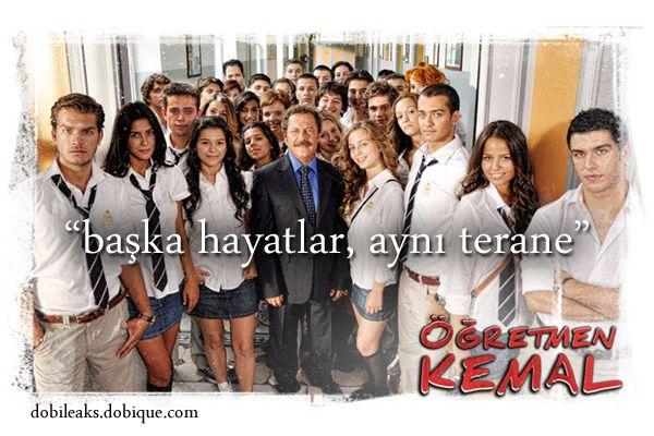 """Öğretmen Kemal: """"Başka hayatlar, aynı terane"""""""